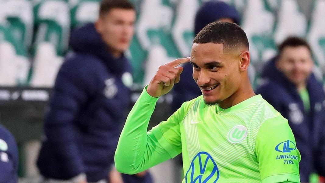 "Maxence Lacroix: Wolfsburgs ""Geschenk des Himmels"""