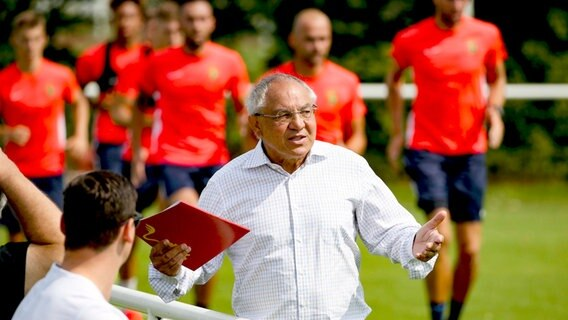 Felix Magath, Head of FLYERALARM Global Soccer © imago images/GEPA pictures Foto: Mario Kneisl