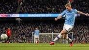 Kevin De Bruyne of Manchester City © imago images/Sportimage