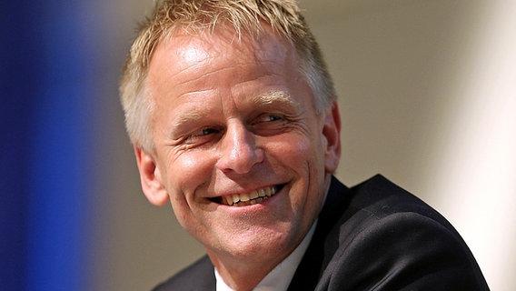 Bernd Hoffmann ist neuer HSV-Präsident