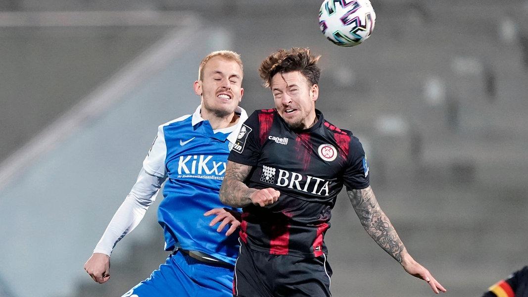 SV Meppen: Bittere Niederlage nach Corona-Zwangspause