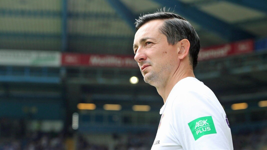Eintracht Braunschweig: Folgt Meyer auf Antwerpen?