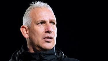 Trainer Christian Neidhart vom SV Meppen
