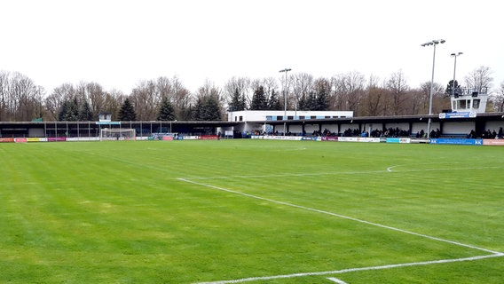 Der Albert-Kuntz-Sportpark in Nordhausen © imago images / Picture Point
