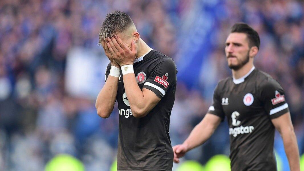 St Pauli Gegen Karlsruhe