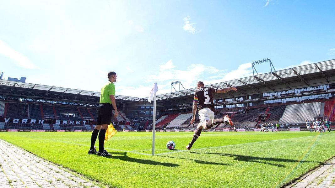 St. Pauli mit 2.226 Fans - Osnabrück gegen 96 vor 3.200?