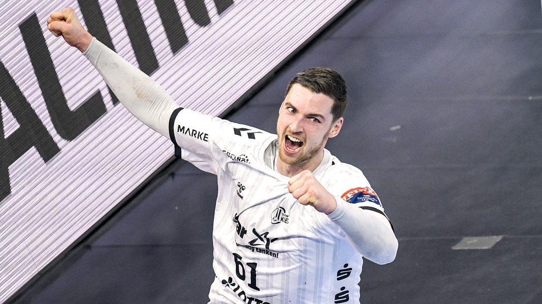 """Pekeler vom THW Kiel ist """"Handballer des Jahres"""""""