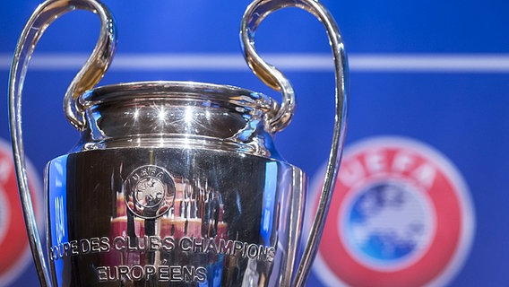 Die Champions-League-Trophäe © imago/EQ Images