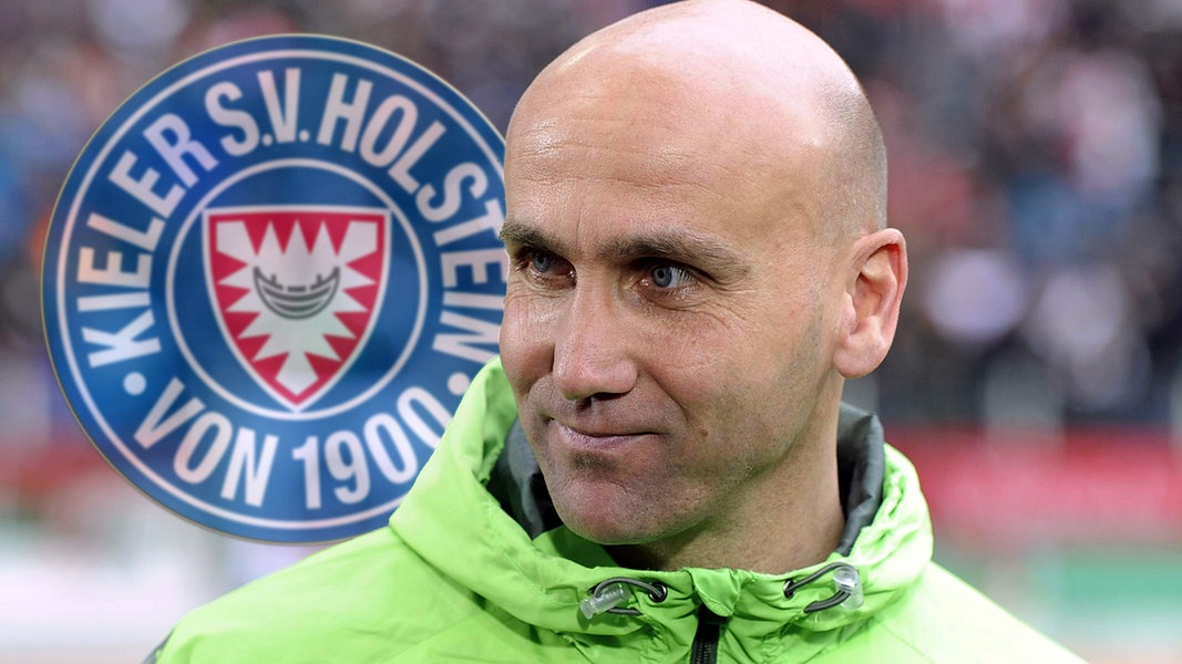 Holstein Kiel stellt Coach Schubert vor - Mittwoch live