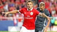 Haris Seferovic von Benfica Lissabon © imago/ZUMA Press
