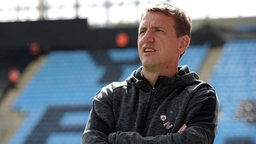 Daniel Stendel, Trainer des englischen Drittligisten FC Barnsley
