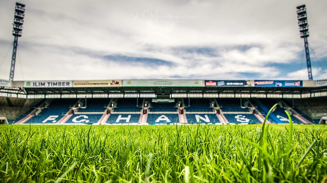 Hansa Rostock gegen Magdeburg ohne Fans