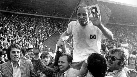 Uwe Seelers Karriere Stationen Ndr De Sport Legenden