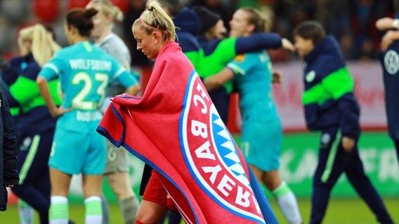 Frauen Topspiel Vfl Wolfsburg Empfangt Bayern Munchen Ndr