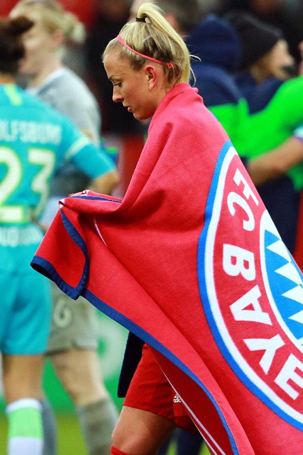 Frauen-Topspiel: VfL Wolfsburg empfängt Bayern München