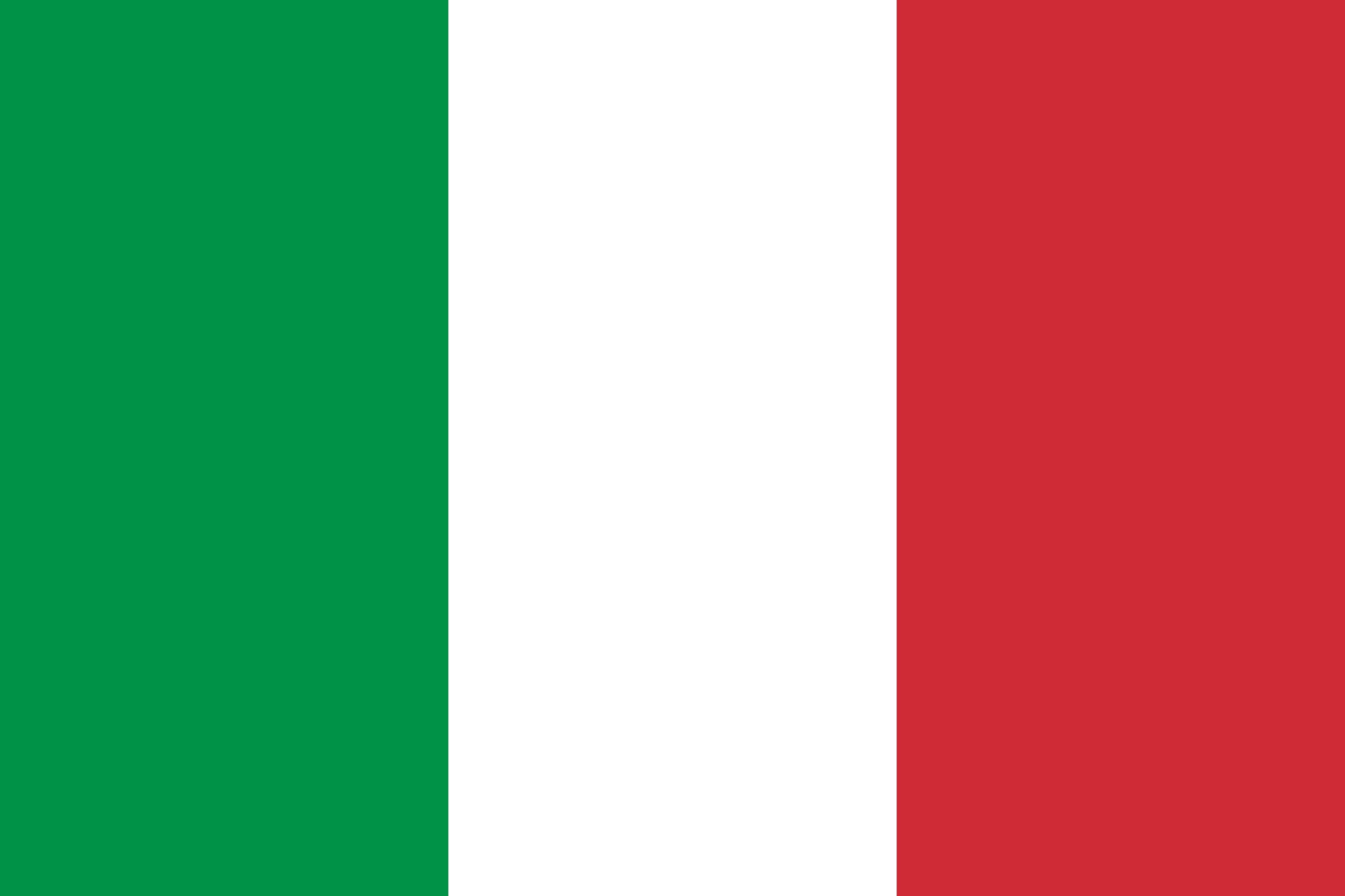 Flagge Italiens