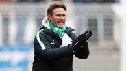 Werder Bremens U23-Trainer Oliver Zapel © imago/Picture Point LE