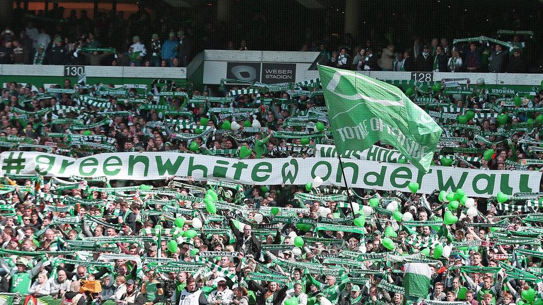 Werder: Mit der Wonderwall ins Pokalfinale