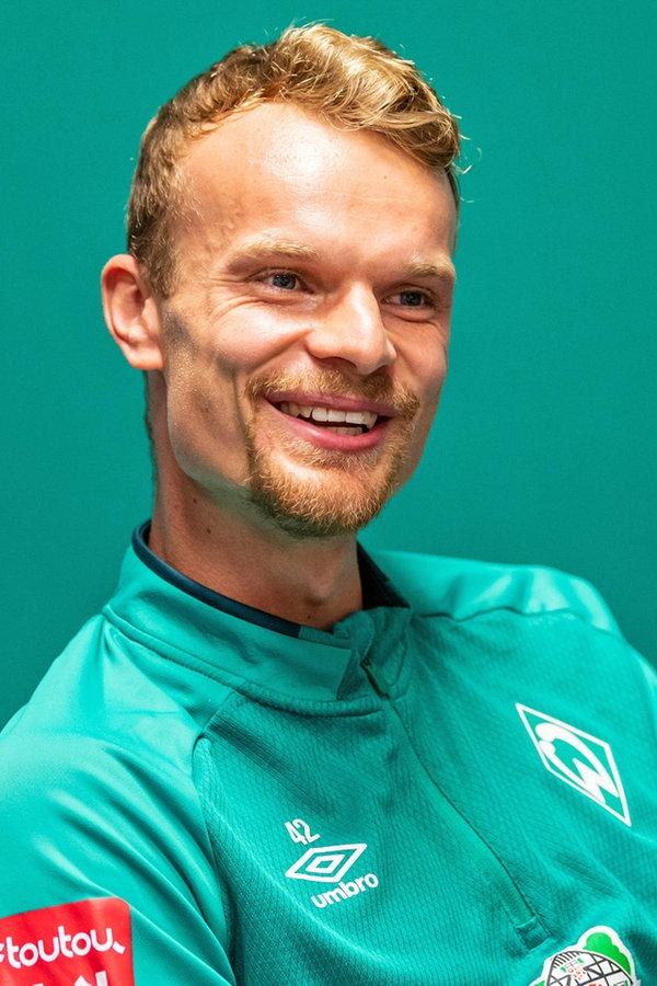 Werder-Profi Christian Groß zu Gast im Studio