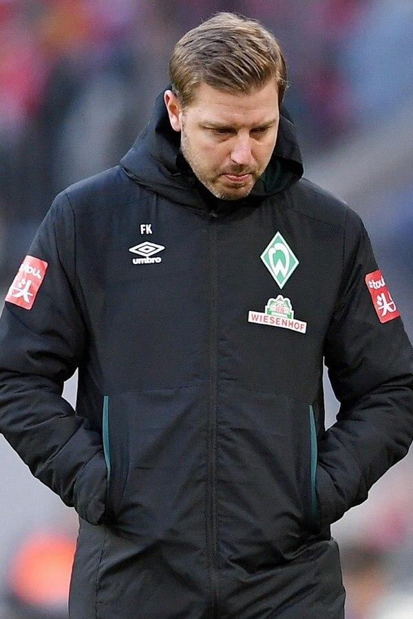 Werder Bremen geht bei Bayern München unter
