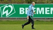 Werder-Trainer Thomas Schaaf © picture-alliance/ dpa