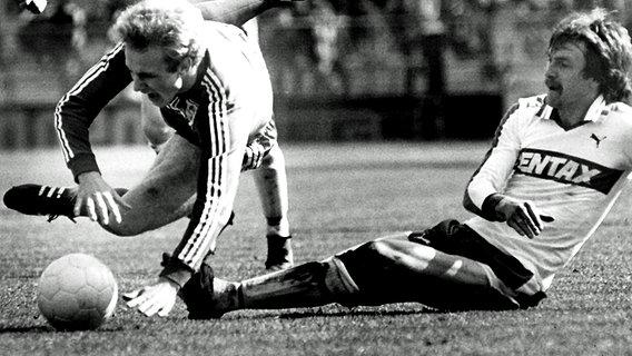Werder Bayern Bilder Einer Grossen Rivalitat Ndr De