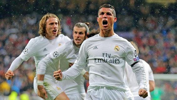 Was Verdient Ronaldo Im Jahr