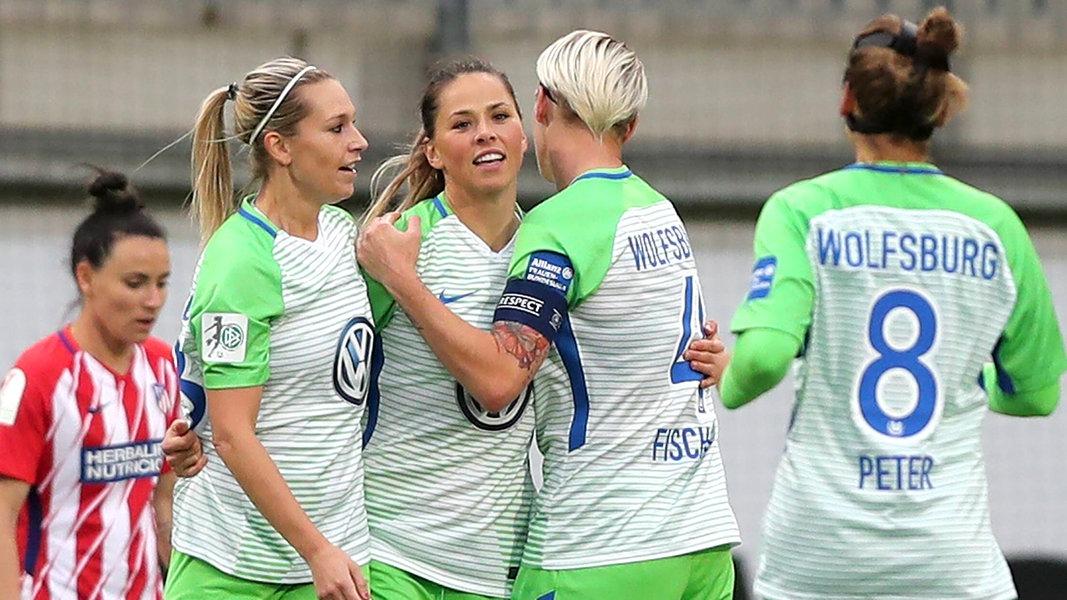 Fußball Wolfsburg
