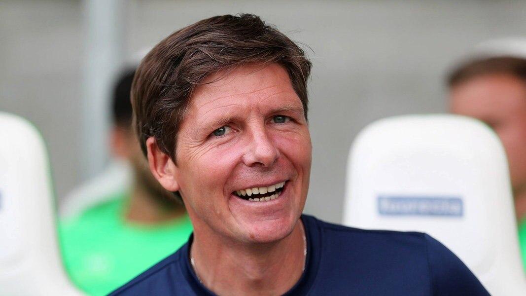 """VfL-Coach Glasner: """"Gesunde Nervosität"""""""