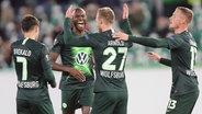 VfL Wolfsburg: Auftaktsieg in der Europa-League