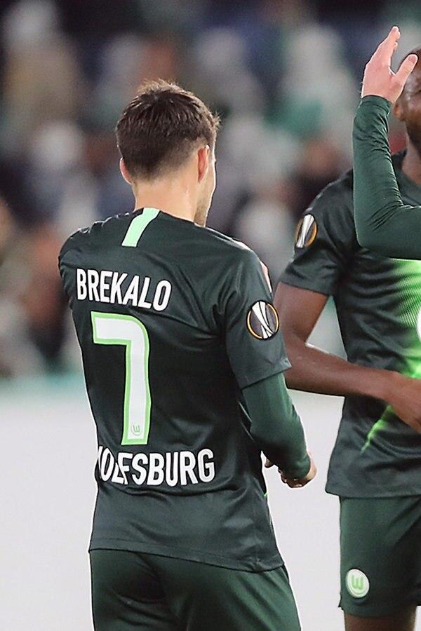 Wolfsburg feiert erfolgreiches Europacup-Comeback