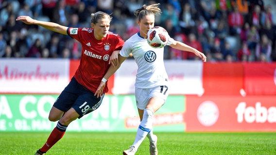 Dfb Pokal Fc Bayern Empfangt Den Vfl Wolfsburg Ndr De