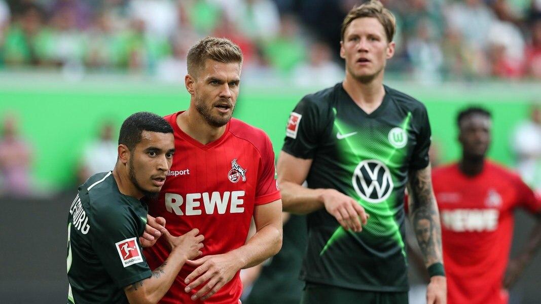 VfL Wolfsburg - 1. FC Köln: Gute und schlechte Omen