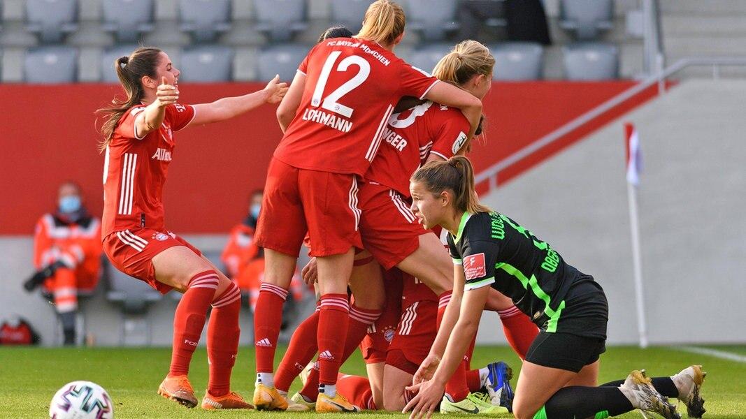Wolfsburg Gegen Bayern 2021