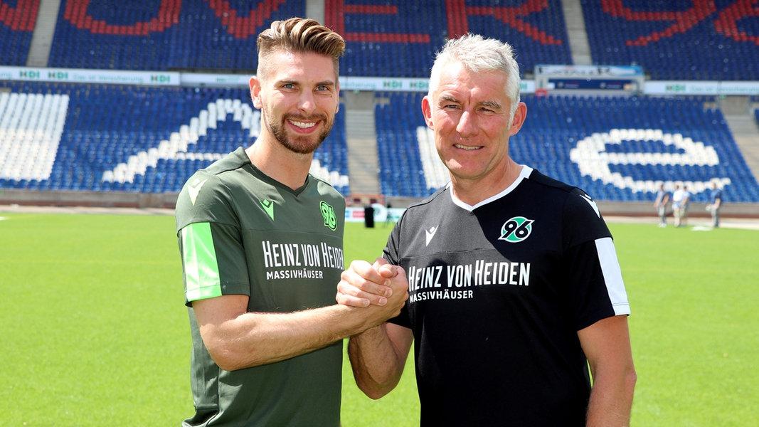 Torwart Zieler kehrt zu Hannover 96 zurück