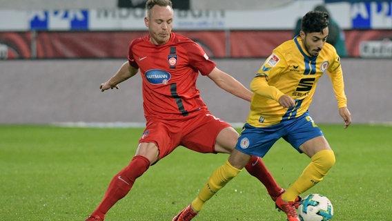 FC Heidenheim bezwingt Braunschweig