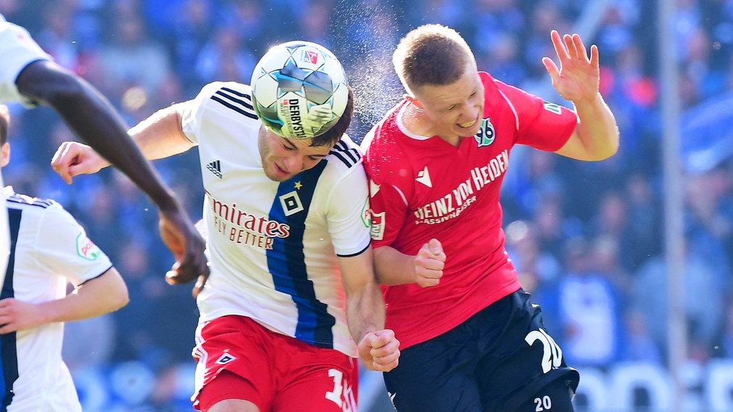 Nordduell HSV gegen Hannover 96: Kleine gegen große Krise