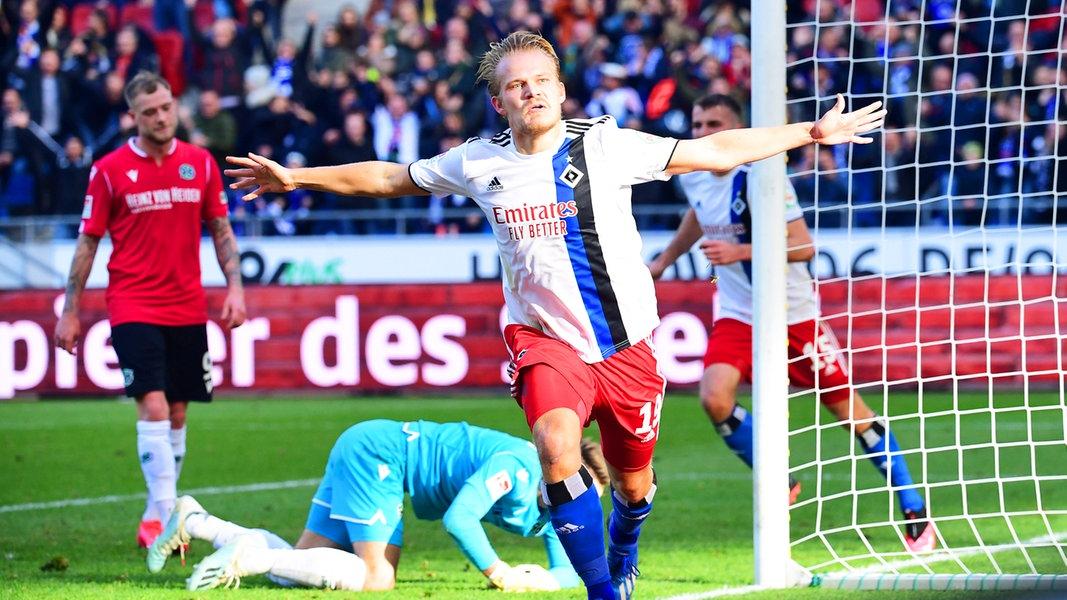 Hsv Gegen Hannover 96