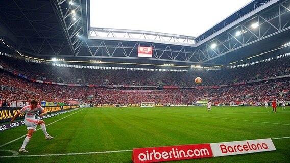Esprit Arena Ndrde Sport Fußball