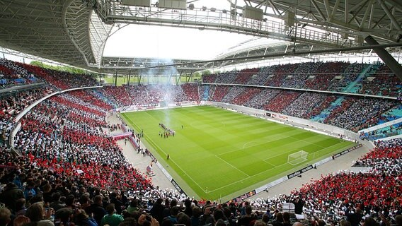 Red Bull Arena © Witters Foto: Roger Petzsche