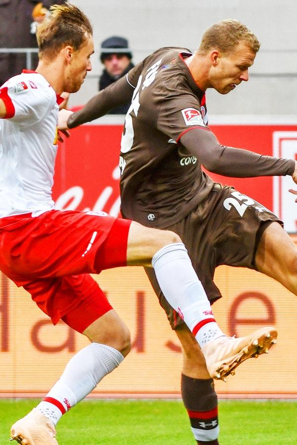 St Pauli Spiel Heute Ergebnis