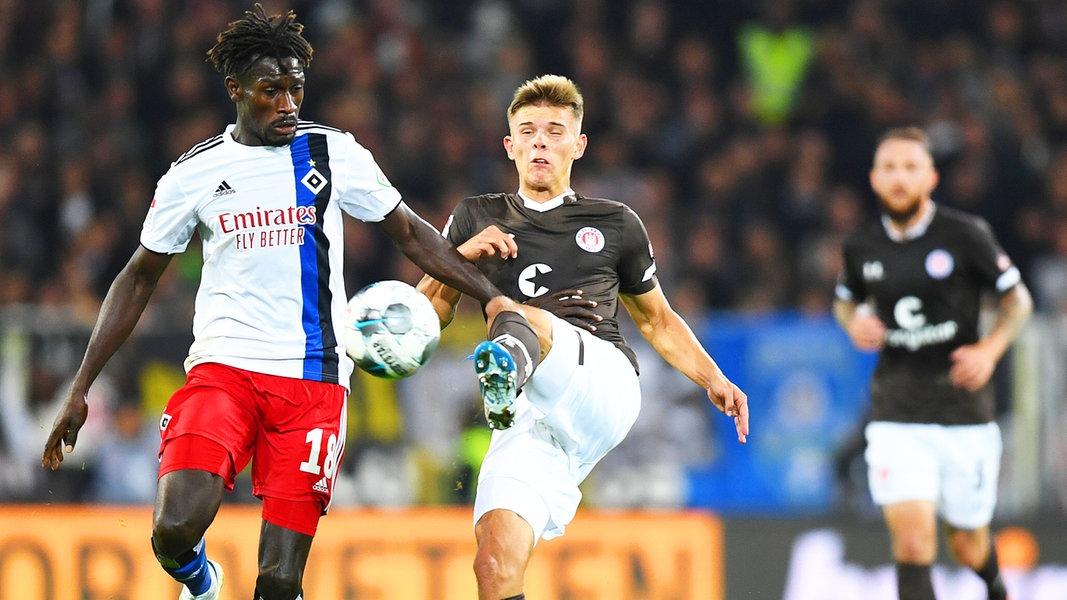 Stadtderby: Hamburger SV - FC St. Pauli