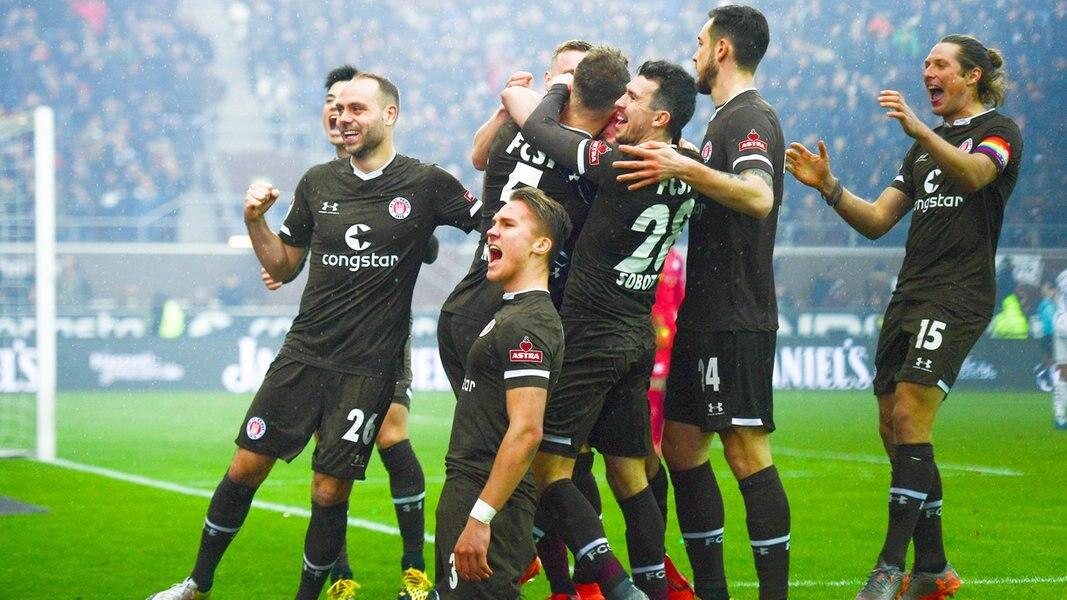 St Pauli Ergebnis