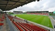 Das Stadion des FSV Zwickau © imago images/Picture Point