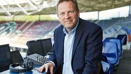 Der Sportchef des Norddeutschen Rundfunks, Gerd Gottlob © NDR / Christian Wyrwa Foto: NDR / Christian Wyrwa