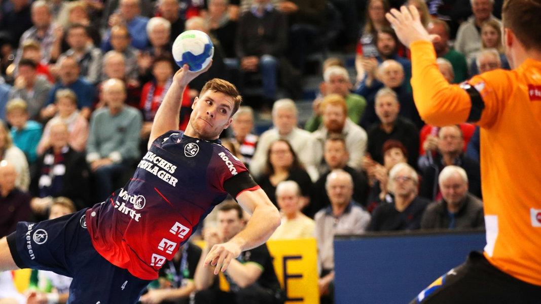 Handball: Flensburg souverän - Burgdorf geschlagen