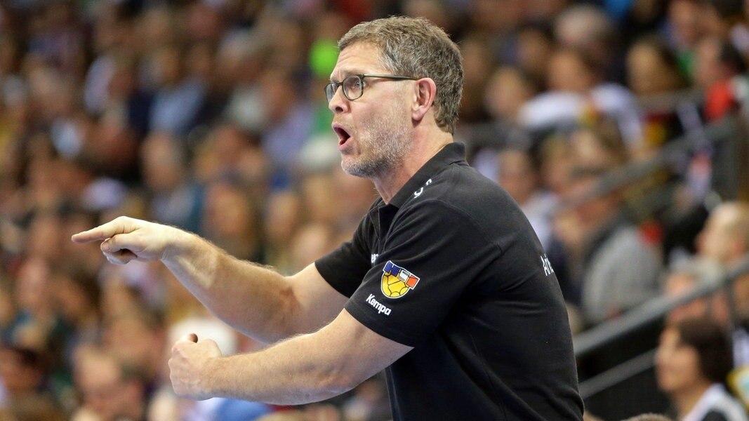 Isländer Sveinsson neuer Coach der HSG-Nordhorn-Lingen