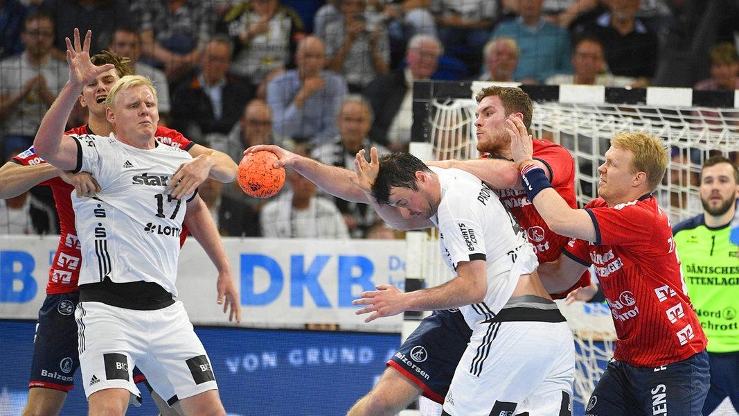 Flensburg - Kiel: Kampf um Supercup und Jubiläumssieg