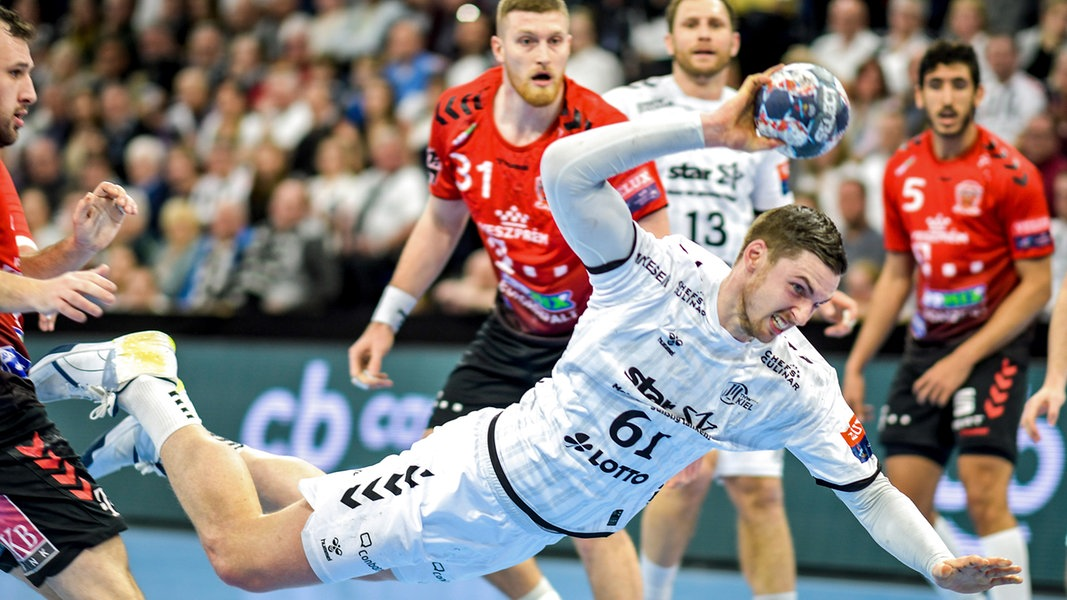 Kiel Champions League Handball