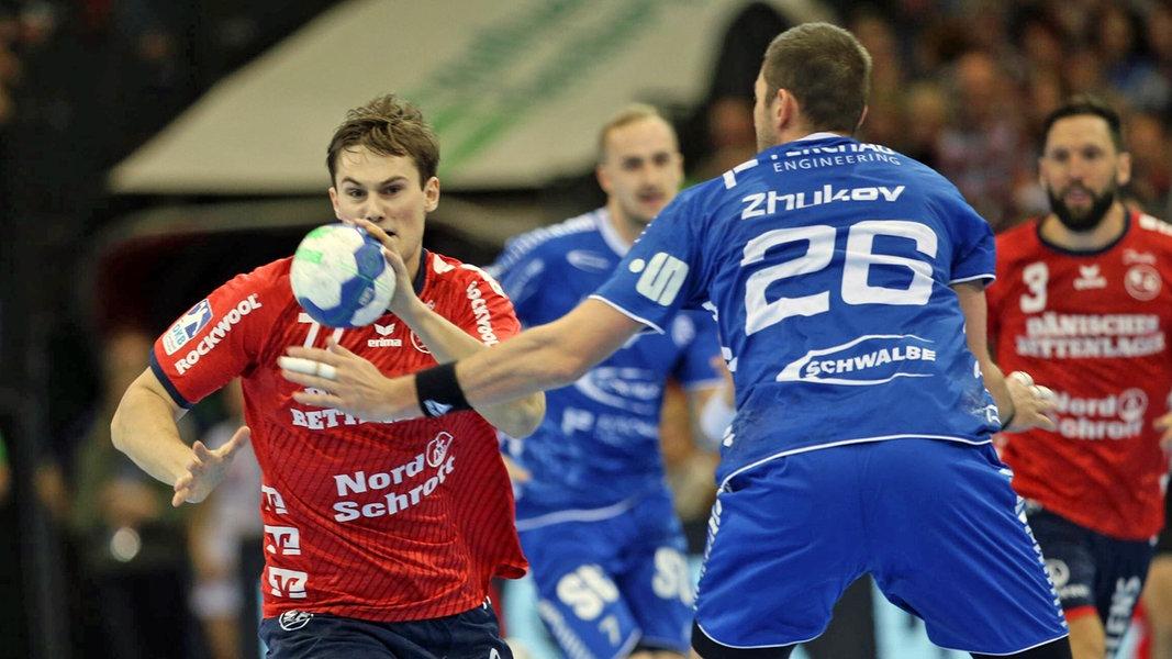 Handball: Siege für Flensburg und Kiel